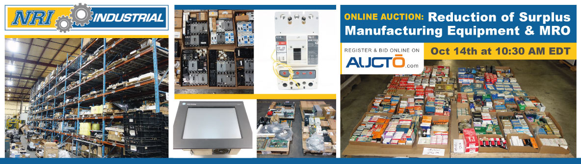 Buy Used Industrial Parts